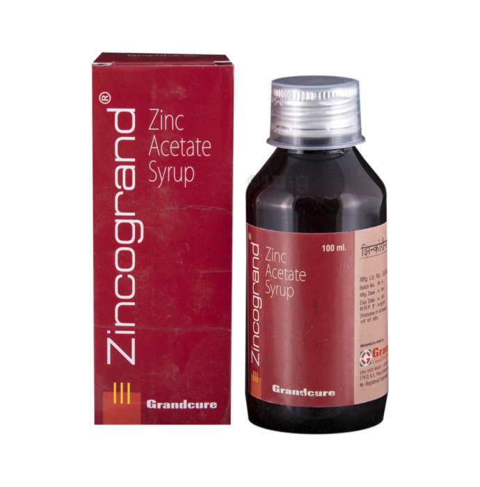 Zincogrand Syrup