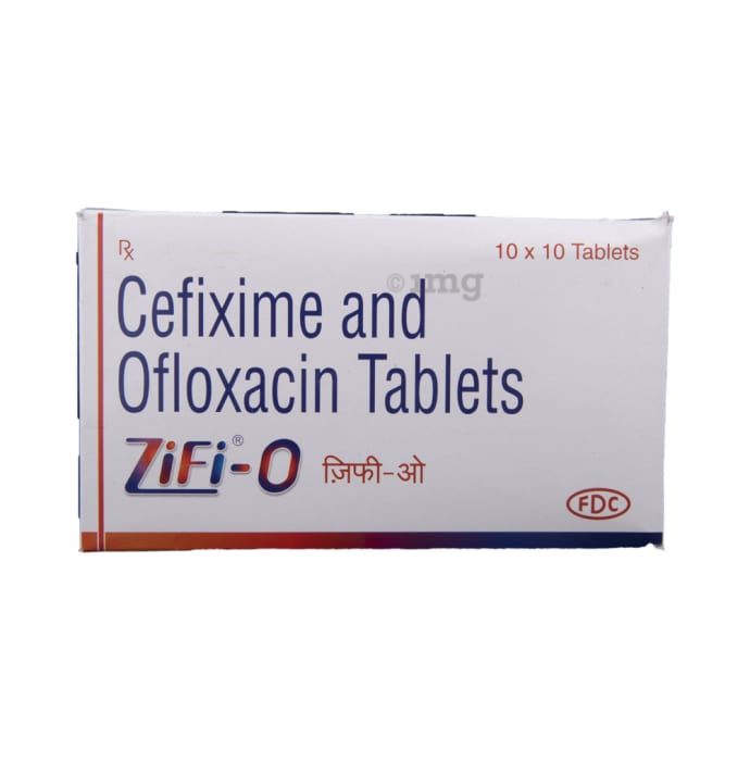 Zifi-O Tablet: View Uses, Side Effects, Price and