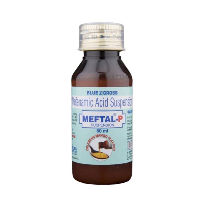 Meftal identifier pill