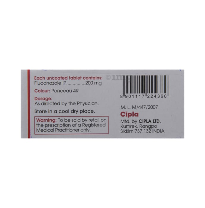 Price mg in india tablet fluconazole 200
