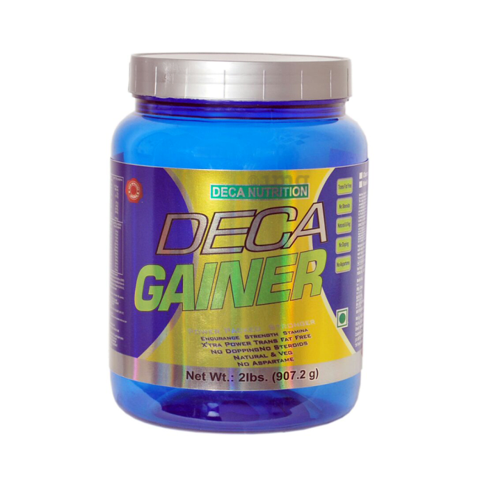 Deca Nutrition Deca Gainer Chocolate
