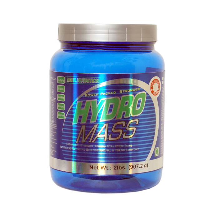 Deca Nutrition Hydro Mass Chocolate