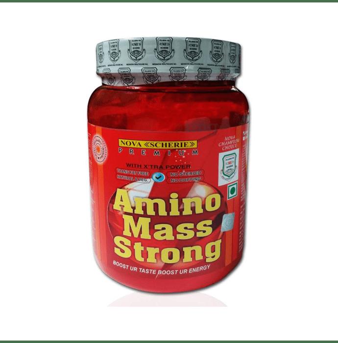 Nova Scherie Premium Amino Mass Strong Chocolate