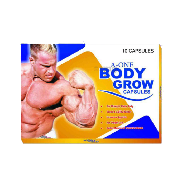 G & G Pharmacy A-One Body Grow Capsule