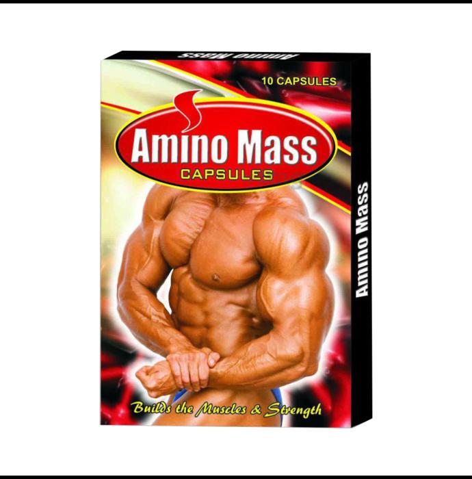 G & G Pharmacy Amino Mass Capsule