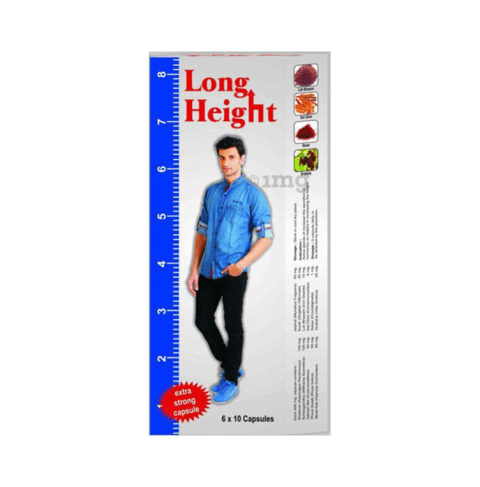 G & G Pharmacy Long Height Capsule