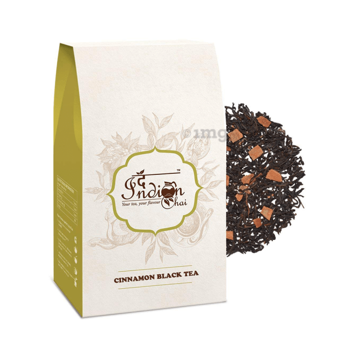The Indian Chai Cinnamon Black Tea