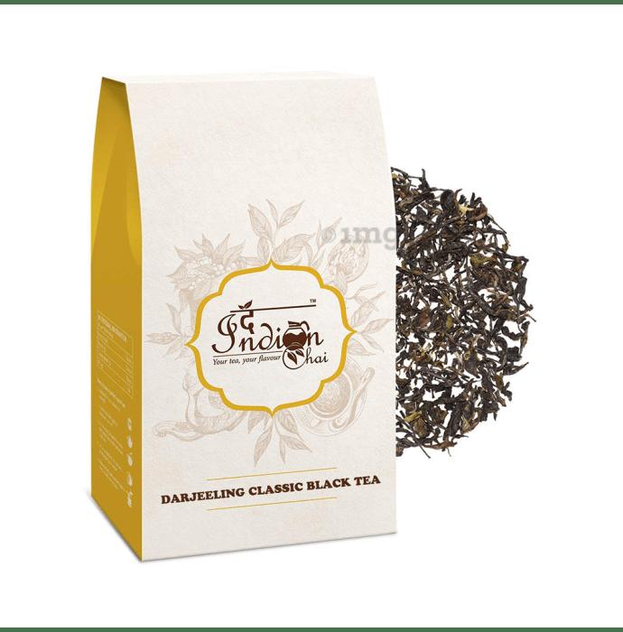 The Indian Chai Darjeeling First Flush Classic Black Tea