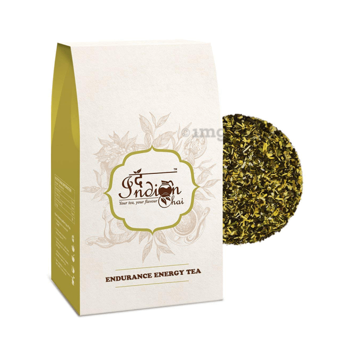 The Indian Chai Endurance Energy Tea