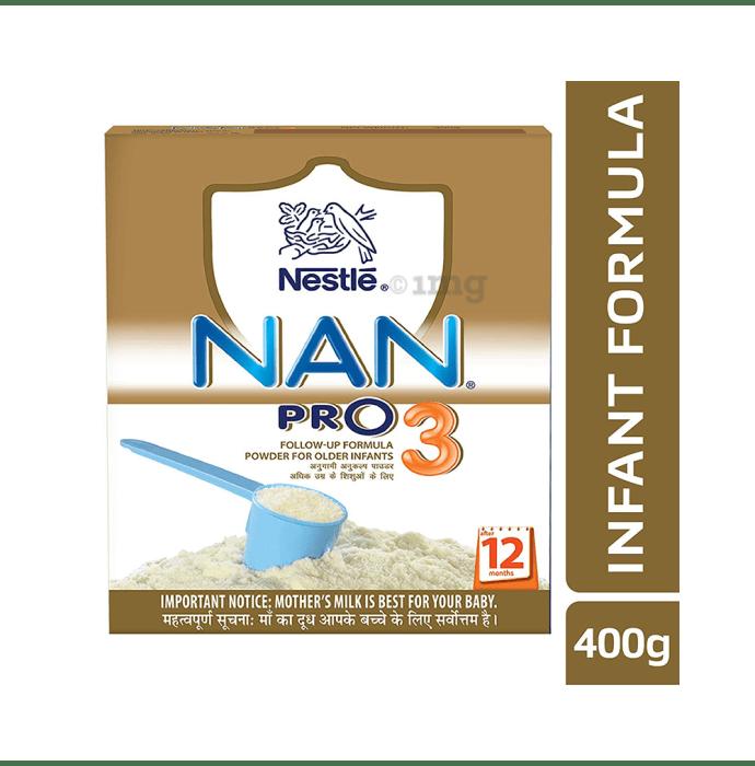 Nestle Nan Pro 3 Follow UP Formula