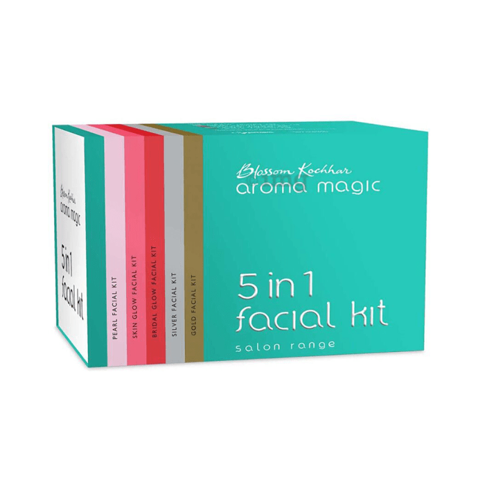 Aroma Magic Facial Kit Five in One