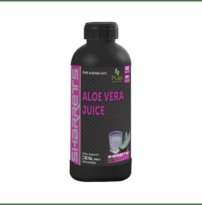 Sharrets Aloe Vera Juice Unflavoured