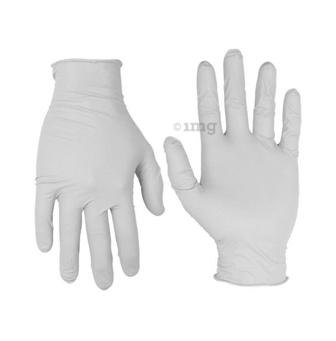 Exam Care Latex Examination Glove S
