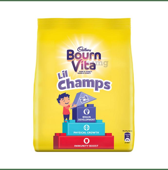 Bournvita Lil Champs Refill Pack