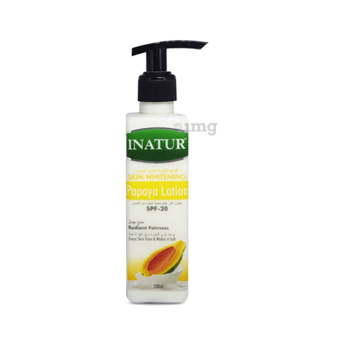 Inatur Lotion Papaya SPF 20