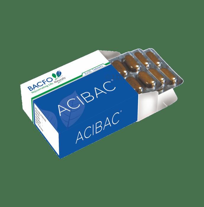 BACFO Acibac Tablet