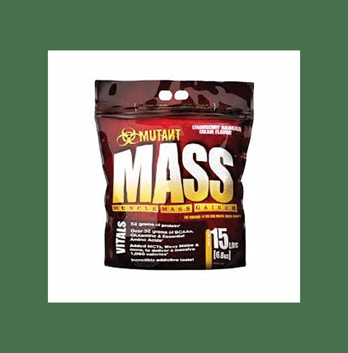 Mutant Mass Gainer Triple Chocolate