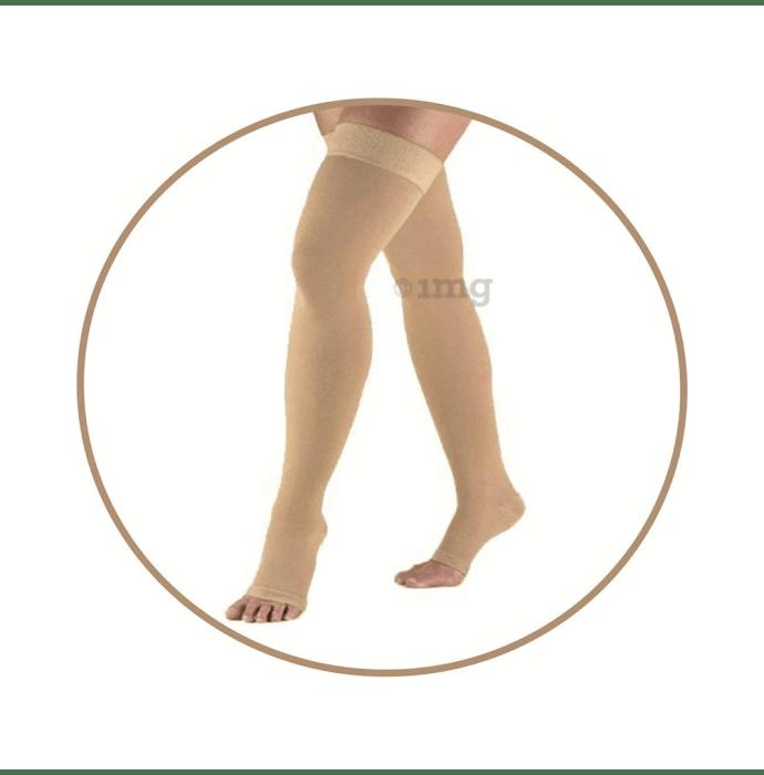 Sira Beauty Medical Vericose Grade I Pair of Stockings XL Beige