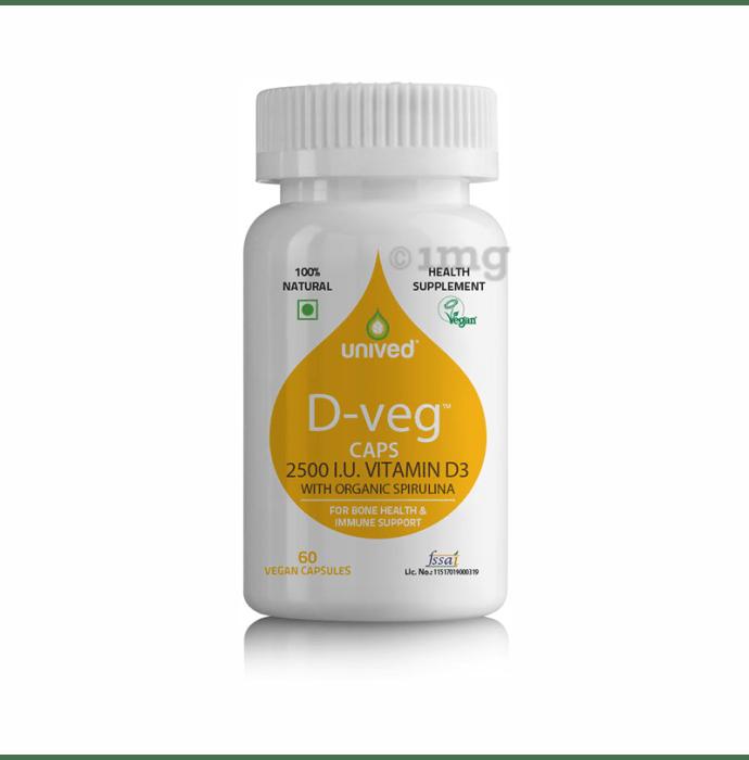 Unived D-Veg Vegan Capsule