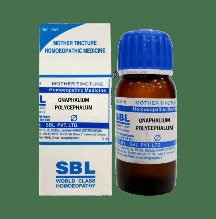 SBL Gnaphalium Polycephalum Mother Tincture Q