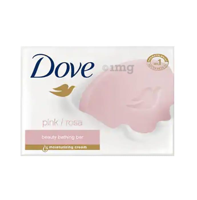 Dove Soap Pink Rosa