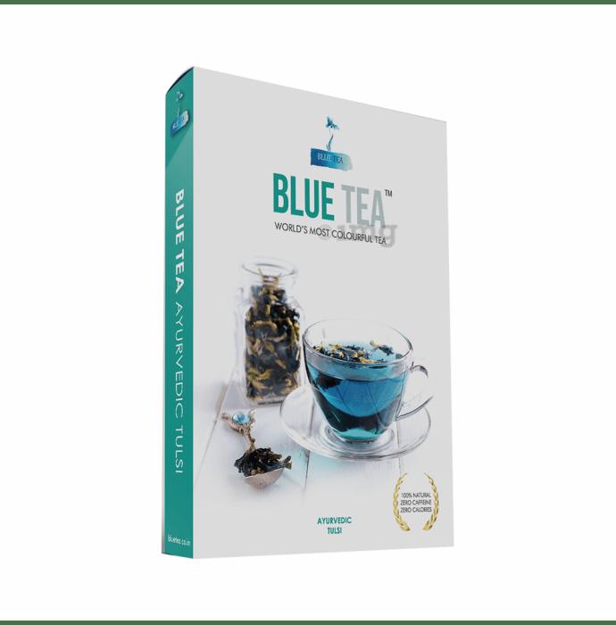 Blue Tea Ayurvedic Tulsi