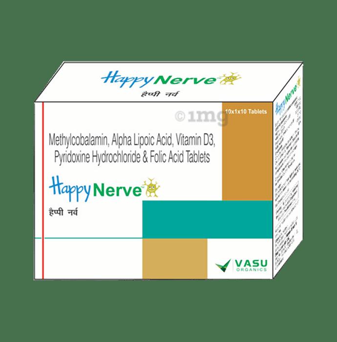 Happynerve Tablet
