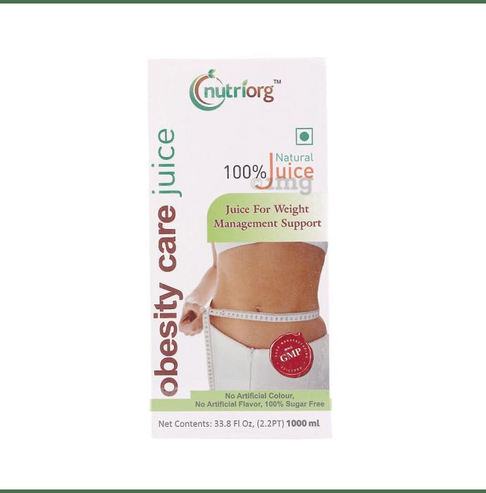 Nutriorg Obesity Care Juice