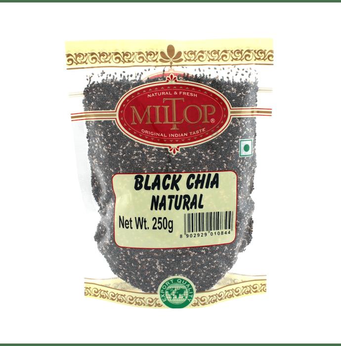Miltop Black Chia Natural