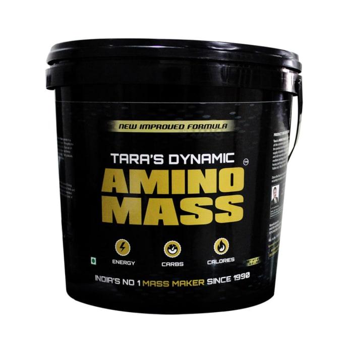 Tara's Dynamic Amino Mass Powder Vanilla