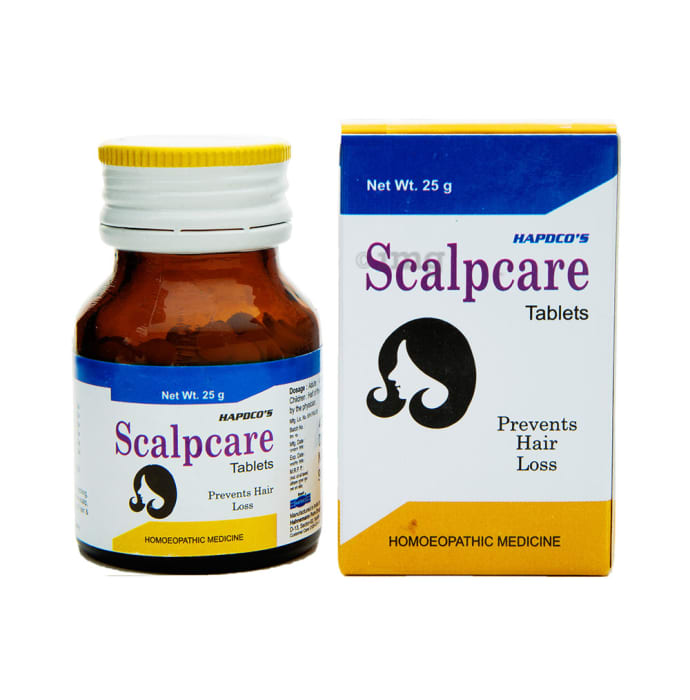 Hapdco Scalpcare Tablet
