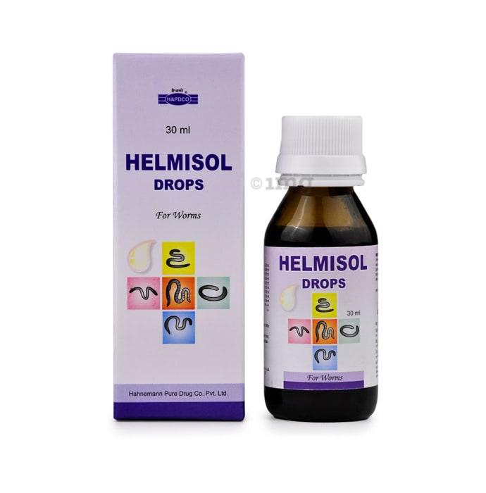 Hapdco Helmisol Drop