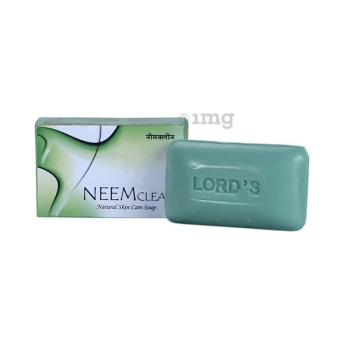 Lords Neem Clean Soap