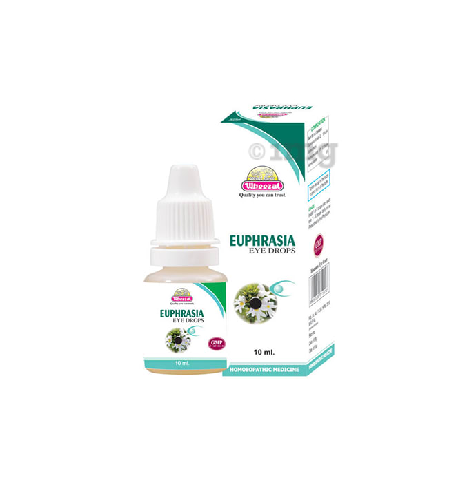 Wheezal Euphrasia Eye Drop