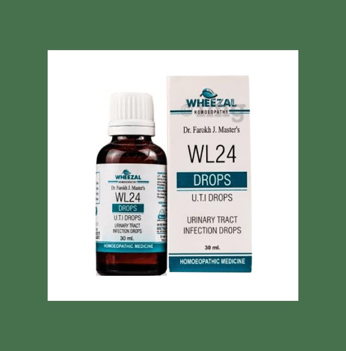 Wheezal WL24 U.T.I. Drop