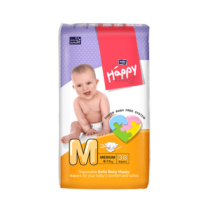 Bella Baby Happy Diaper M