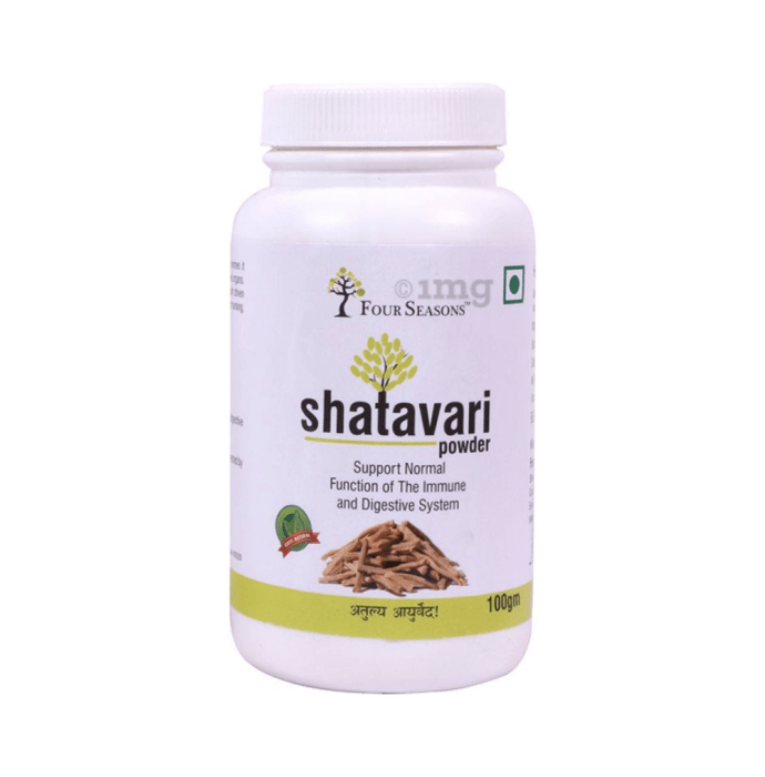 Four Seasons Shatavari Powder