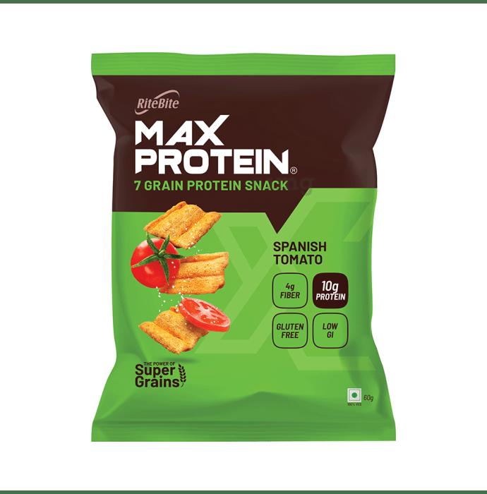 RiteBite Max Protein Chips Spanish Tomato