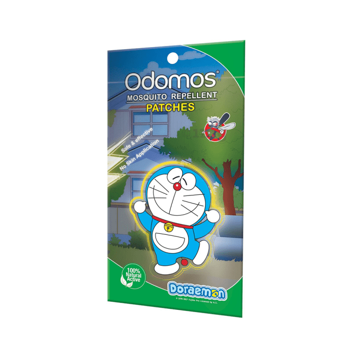 Odomos Mosquito Repellent Patch