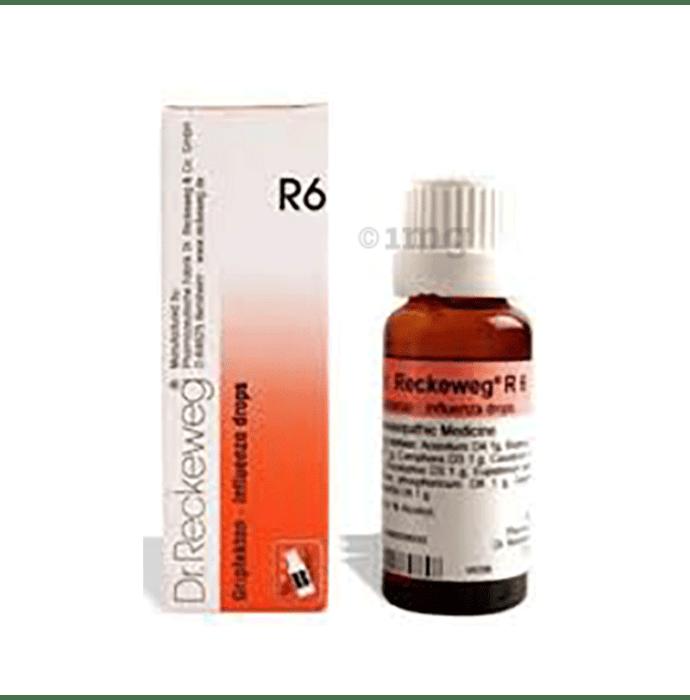 Dr. Reckeweg R6 Influenza Drop