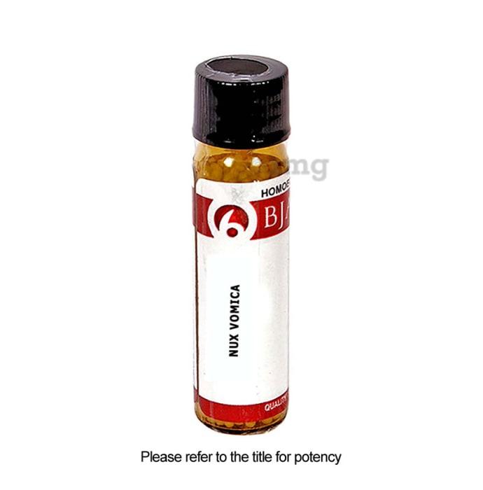 Bjain Nux Vomica Globules 30 CH