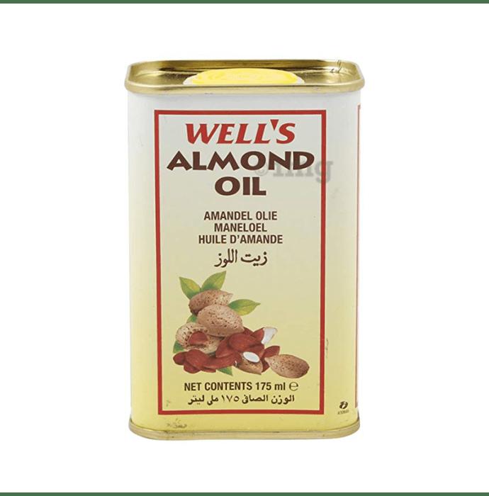 Well's Almond Oil