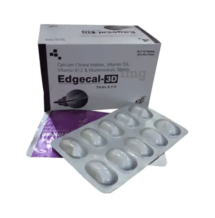 Edgecal 3D Tablet