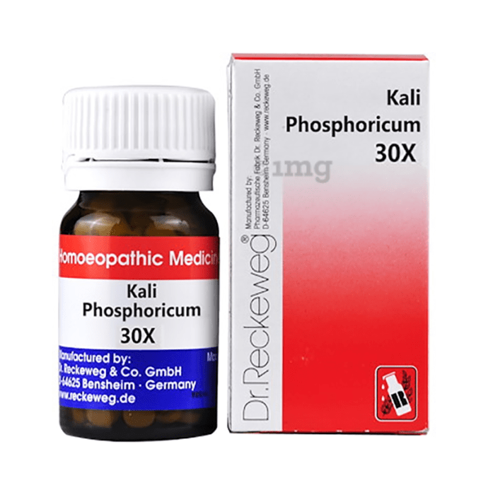 Dr. Reckeweg Kali Phosphoricum Biochemic Tablet 30X