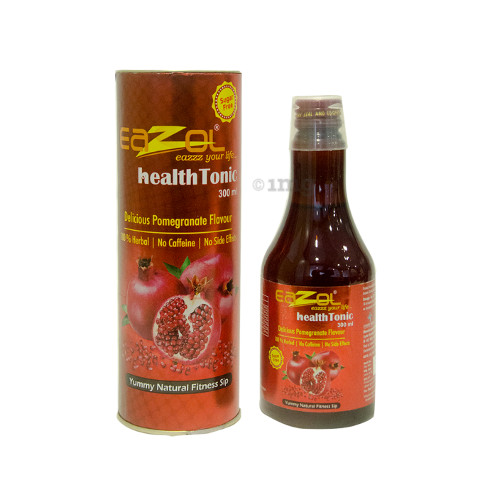 Eazol Health Tonic Pomegranate Sugar Free