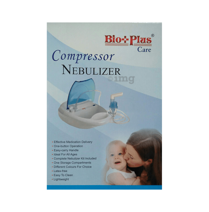 Bio Plus Care Compressor Nebuliser