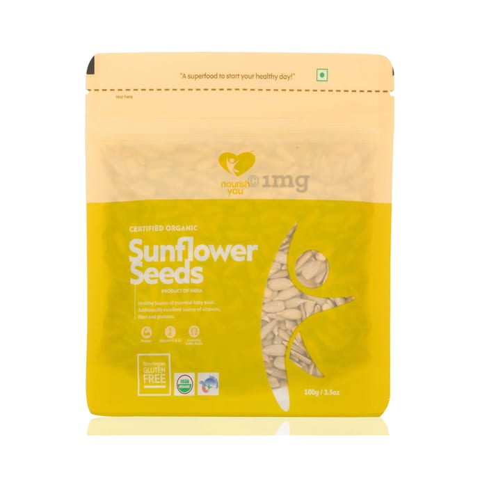Nourish You Organic Sunflower Seeds