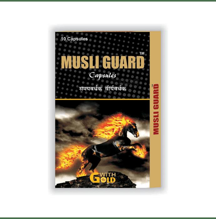 G & G Pharmacy Musli Guard Capsule