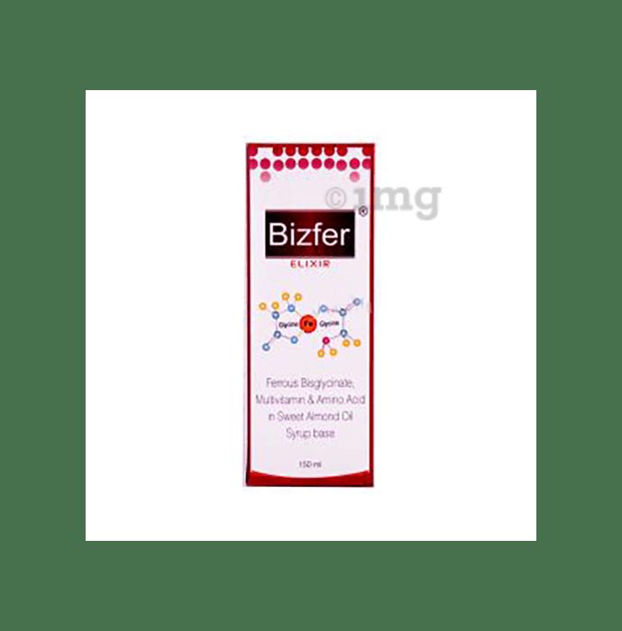 Bizfer Elixir Syrup