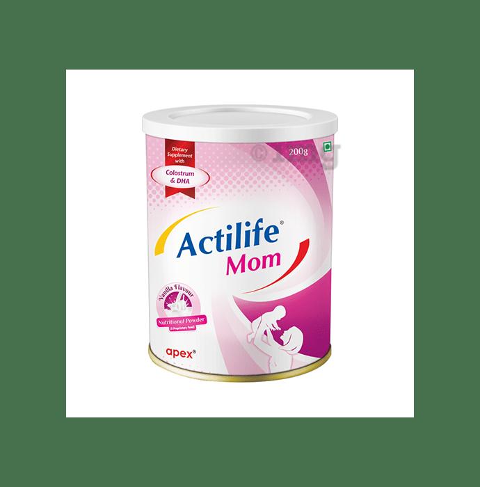 Actilife Mom Powder Vanilla